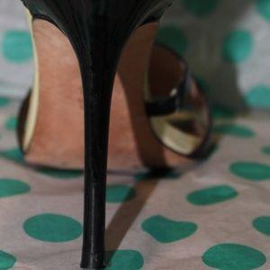 Jean-Michel Cazabat Shoes - Jean-Michel Cazabat Olympe Patent Heels